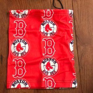 New soft Boston Red Sox neck gaiter
